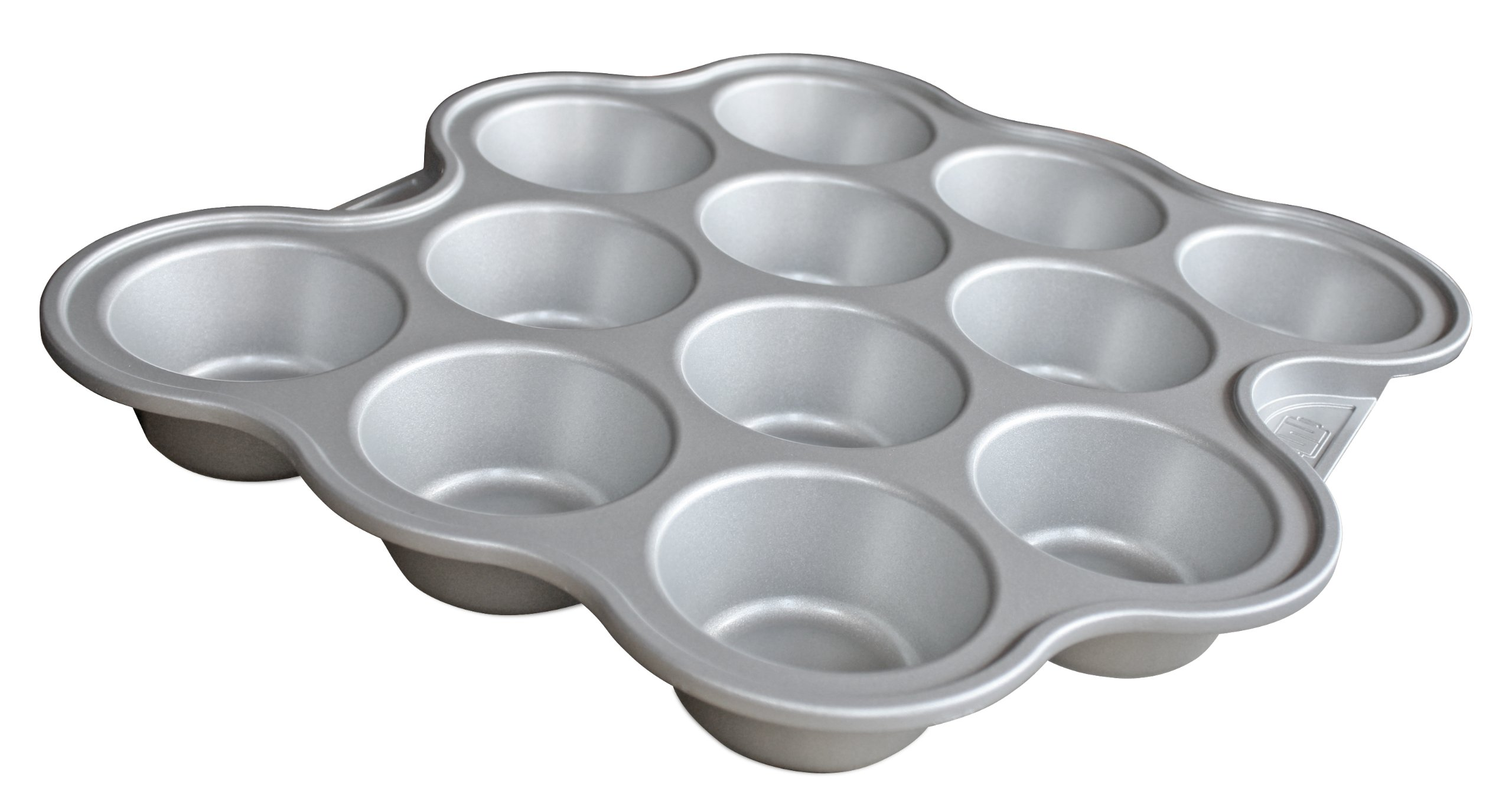 Baker's Edge - Better Muffin Pan - Cupcake Pan