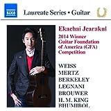 Ekachai Jearakul Guitar Recital [Ekachai Jearakul] [NAXOS: 8573481]