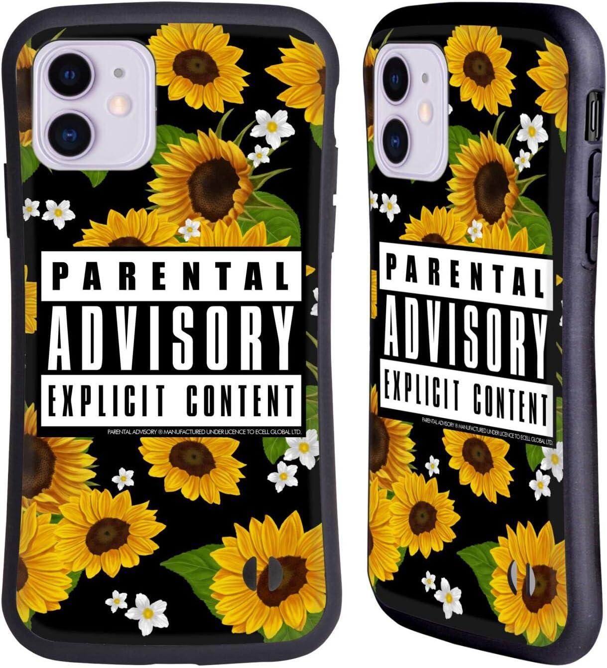 cover iphone 11 parental advisory