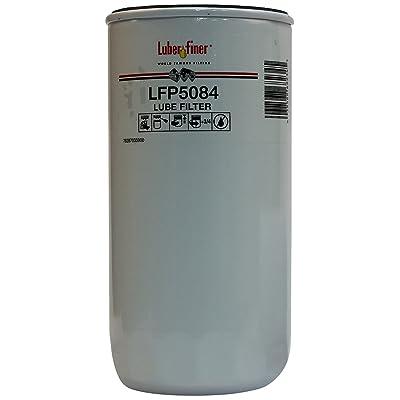Luber-finer LFP5084-6PK Heavy Duty Oil Filter, 6 Pack: Automotive