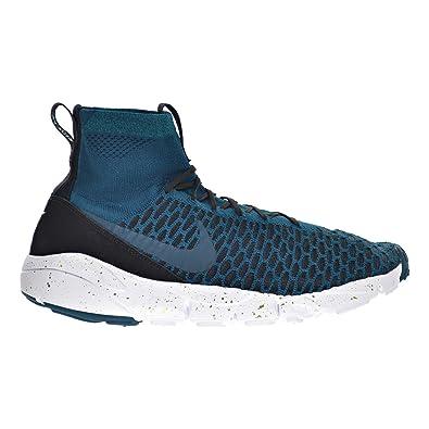 Nike Air Footscape Magista Fk Fc Scarpe Midnight Turchese
