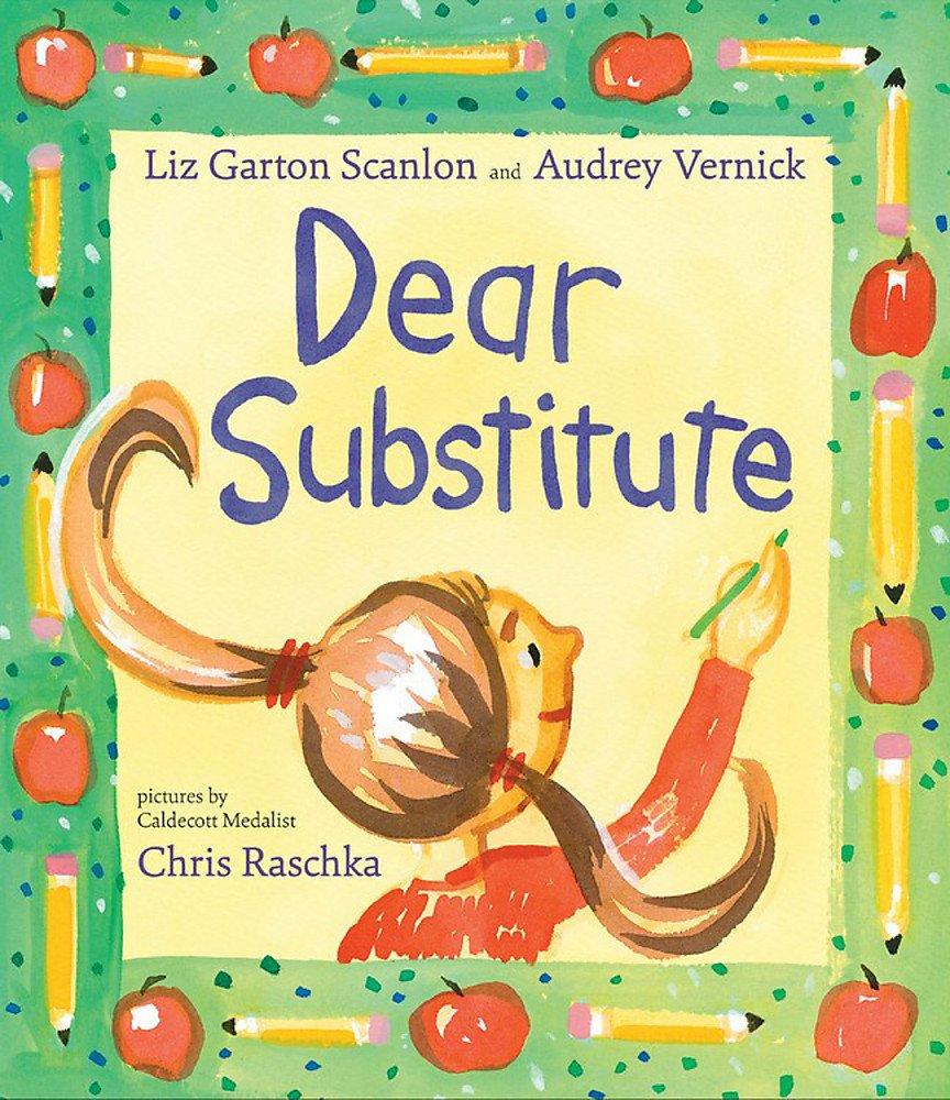 Dear Substitute PDF