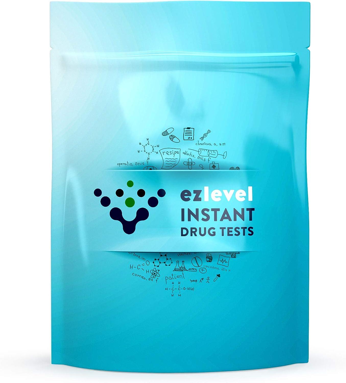 EZ LEVEL 5 Panel Urine Multi Drug Test Kit (5 Count)
