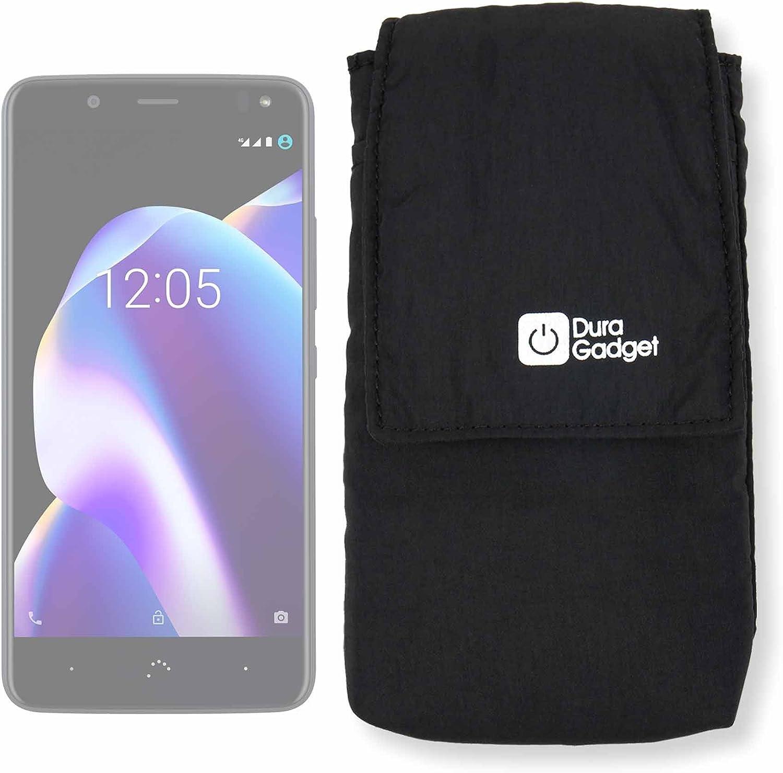 DURAGADGET Funda Smartphone BQ Aquaris U2 (y Lite) | Aquaris U2 | Aquaris V (y Plus): Amazon.es: Electrónica