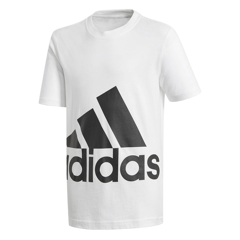 adidas Yb Big Logo tee Camiseta, Niños BP8760