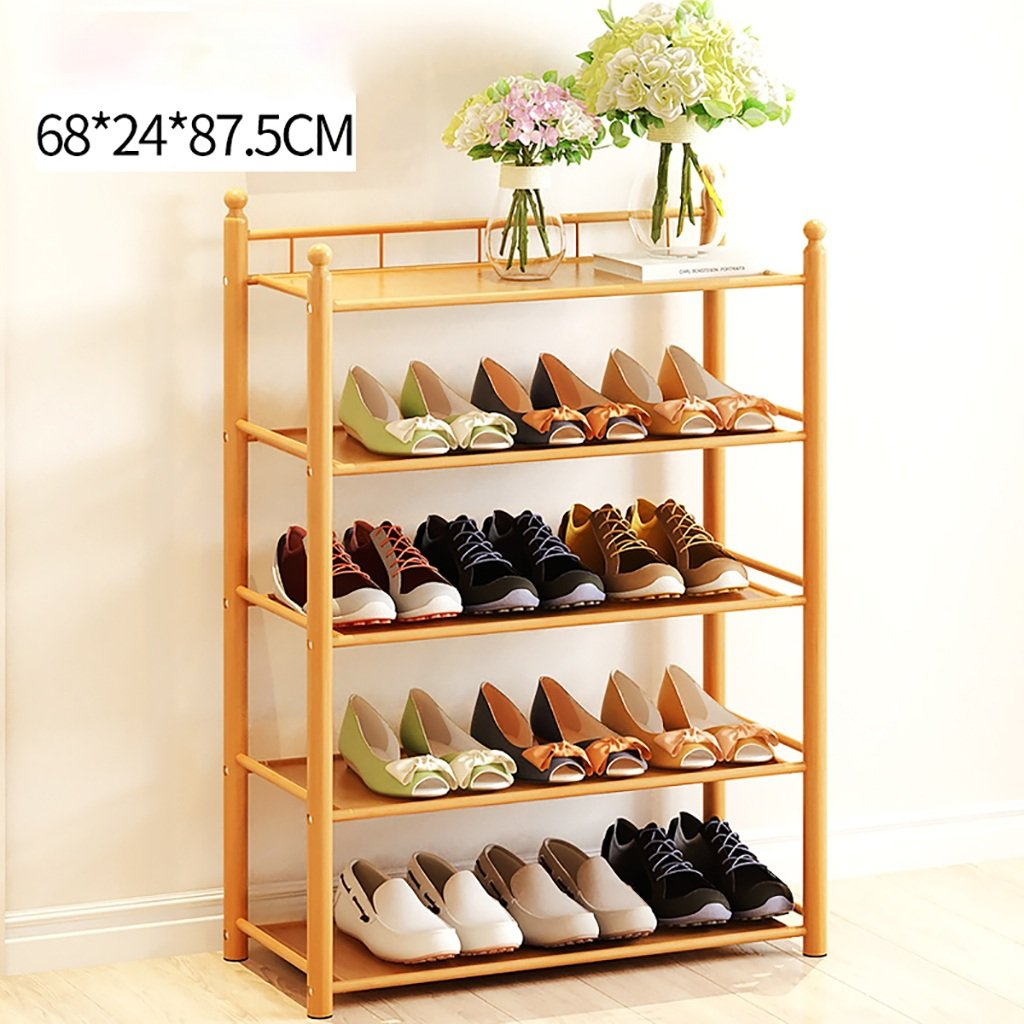 68cm shoes Bench Organizing Rack shoes Rack Solid Wood Simple dust shoes shoes Economy shoes Storage Rack Household shoes Storage Rack (Size   78cm)