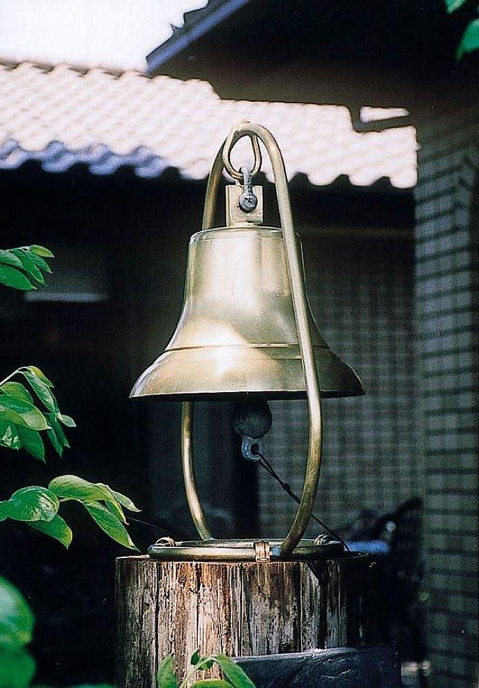 ジャービス商事 アンティーク鐘 すえ置き型 99025 B007CUXUDA