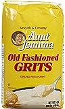 Quaker Grits Aunt Jemima Old Fashioned Bag - 80 oz