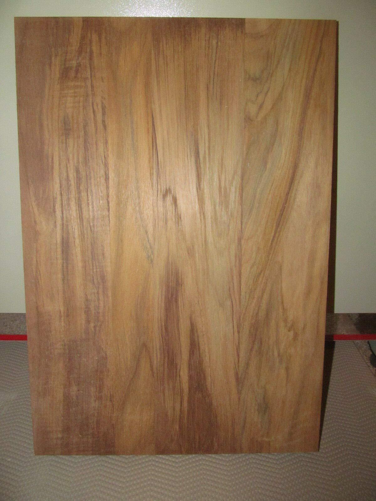 Wide Sanded KILN Dried Teak Panels 14 X 24 X 3/4'' by derevofeed