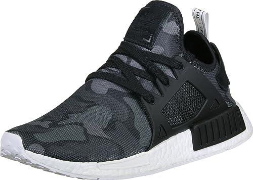 Adidas U NMD XR1 Camo Black Black White Größe: 11,5(46?) Farbe: Black