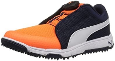 Puma Golf Grip Sport JR. Disc Shoes  Buy Online at Low Prices in India -  Amazon.in 9aa2cd9b8