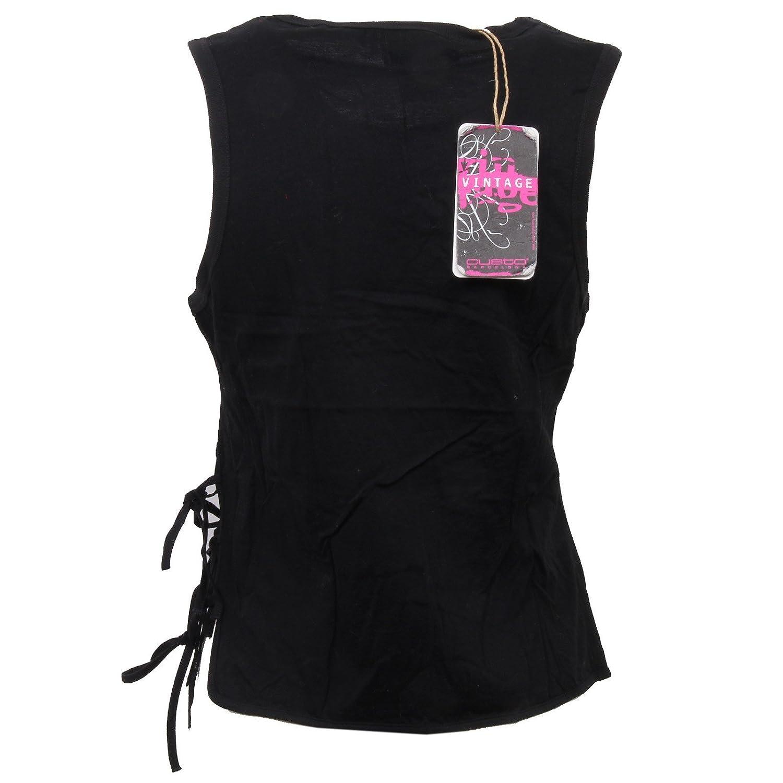Custo D5962 Canotta Donna Barcelona Slim Fit t-Shirt Woman [3/L]: Amazon.es: Ropa y accesorios