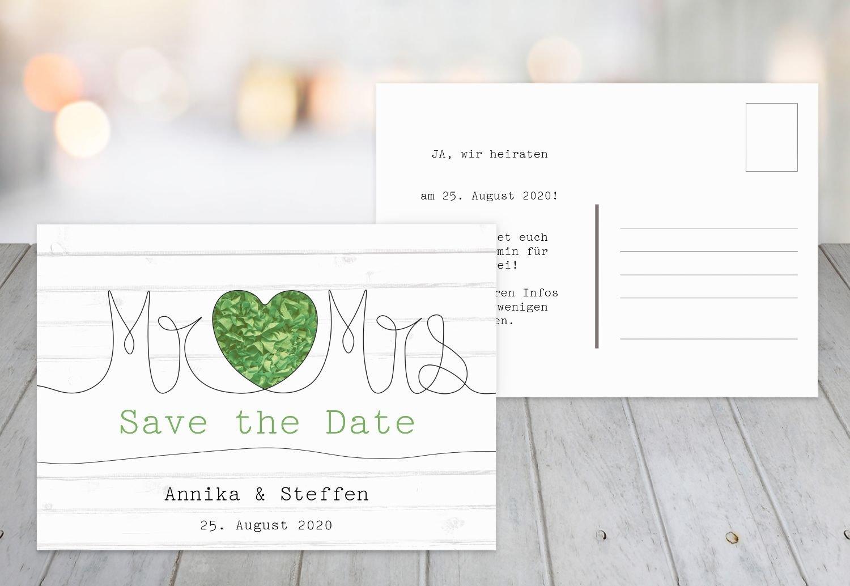 Kartenparadies Hochzeitskarte Save-the-Date Mr&Mrs, hochwertige Save the Date Karte zur zur zur Hochzeit   80 Karten - (Format  148x105 mm) Farbe  MattBlau B07B6N6X7Y | Erste Gruppe von Kunden  | Hochwertig  | Erste Gruppe von Kunden  07cec9