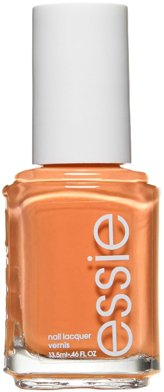 Amazon.com : essie nail polish, tart deco, coral nail polish, 0.46 ...