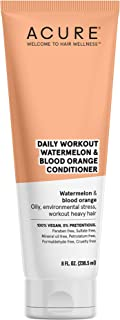 product image for ACURE Daily Workout Watermelon Conditioner | 100% Vegan | For Oily, Environmental Stressed, Workout Heavy Hair | Watermelon & Blood Orange - Gentle Everyday Formula | 8 Fl Oz
