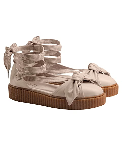 PUMA sandalia modelo 365794 Bow Creeper Sandals Pink