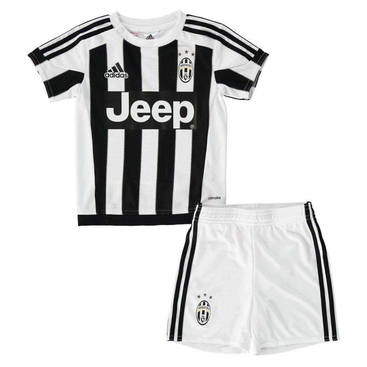 adidas Juve H Baby - Chándal para niños, Color Blanco/Negro, Talla ...