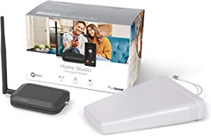 weBoost Home Studio (470166) Cell Signal Booster Kit | DIY Installation | All U.S. Carriers - Verizon, AT&T, T-Mobile & More | FCC Approved