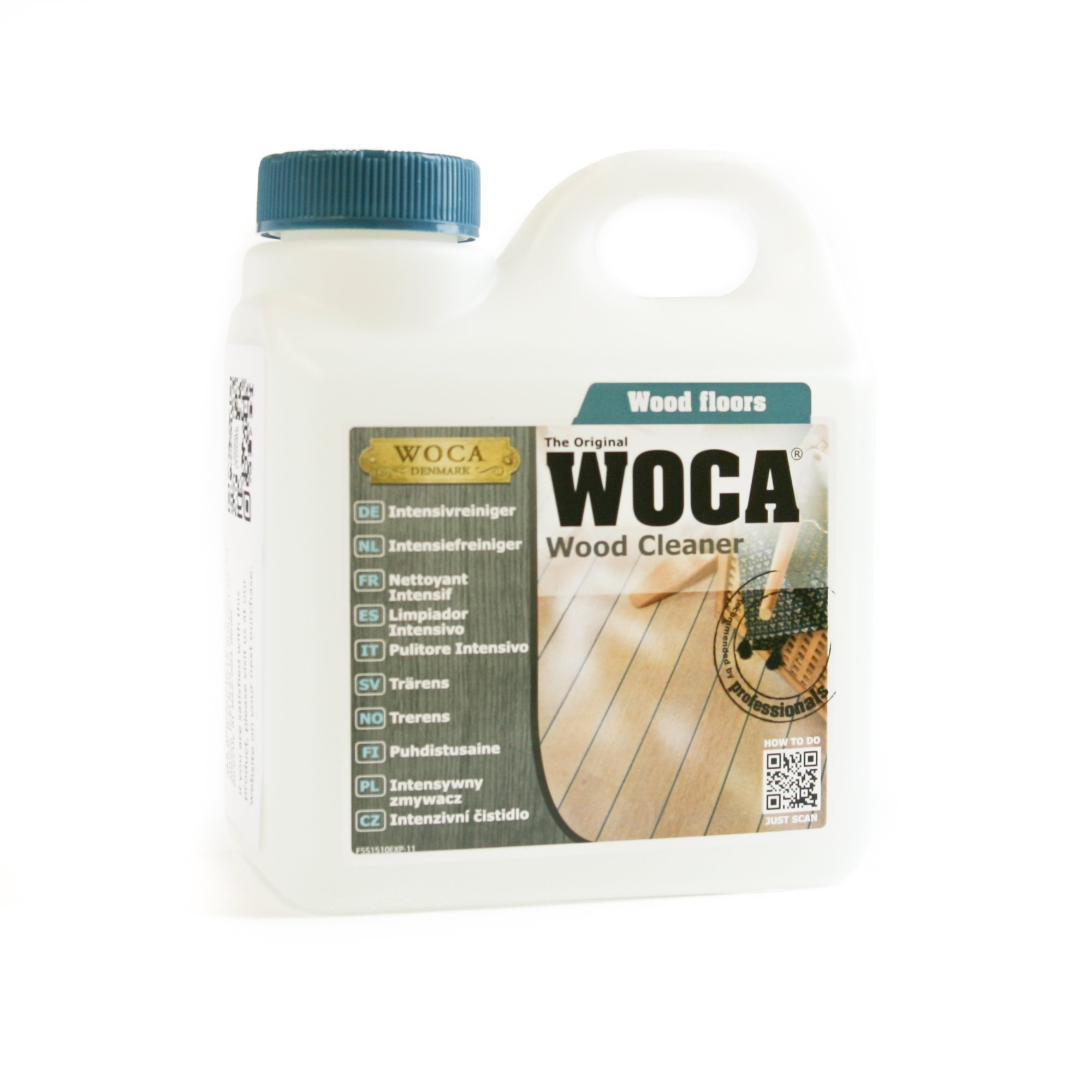 Woca Denmark Wood Cleaner 1 Liter