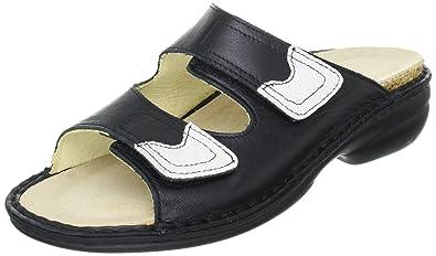 Hans Herrmann 026501-10, Chaussures femmeNoirV.3, 35 EU