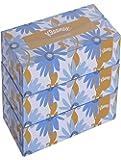 Kleenex Facial Tissue, Flat Tissue Box, 2 Ply, 200 soft tissues per box, 3 Box Combo (600 tissues)-60038