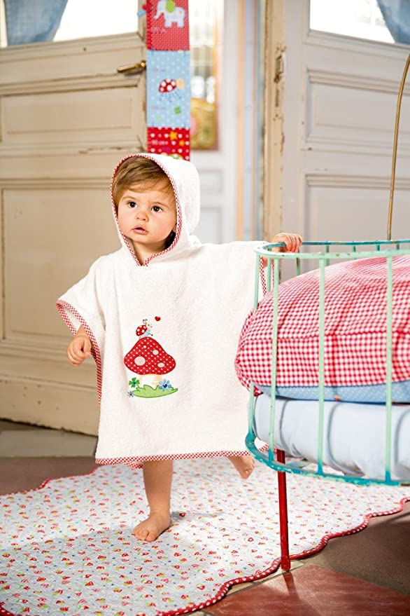 poncho handtuch baby