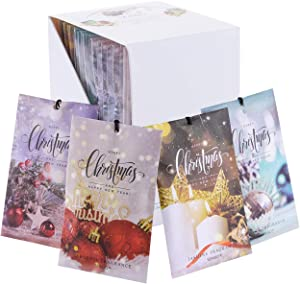 MYARO 12 Packs Scented Sachets for Drawer and Closet, Long-Lasting Christmas Sachets Bags Home Fragrance Sachet 4 Scents Option- Lavender, Ocean, Gardenia, Jasmine