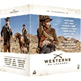 Coffret westerns de légende - 12 DVD