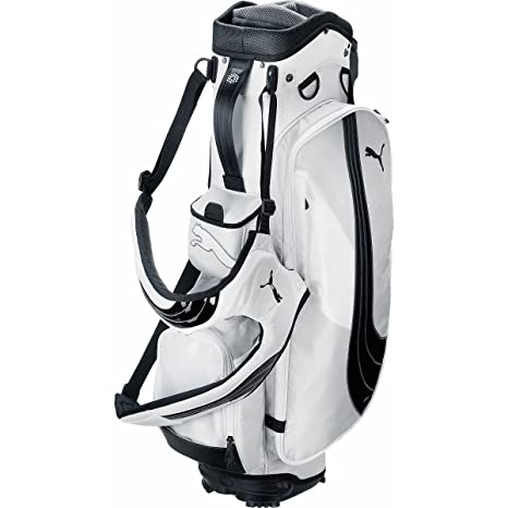 fcdb54aff2a1 Image Unavailable. Image not available for. Color  Puma Formation Stand  Golf Bag ...