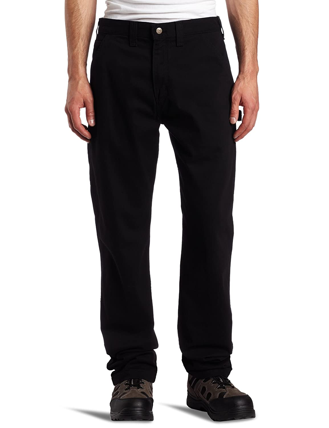 Carhartt Mens Relaxed-Fit Washed Twill Dungaree Pant