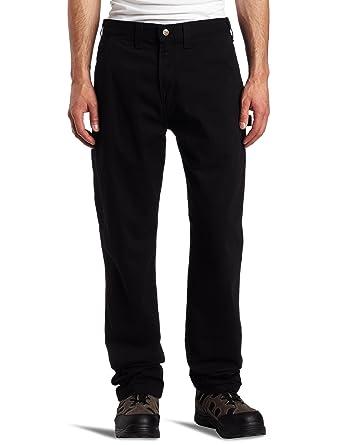 Da Con itAmazon Carhartt Effetto Twill Pantaloni it UomoVestibilità SlavatoAmazon ComodaIn 54LARj