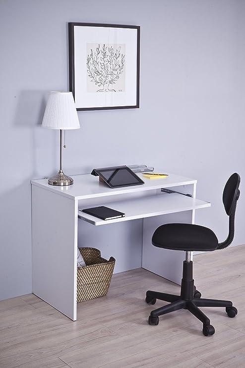 grupo julio diaz Mesa de Ordenador Color Blanca,pensada para ...