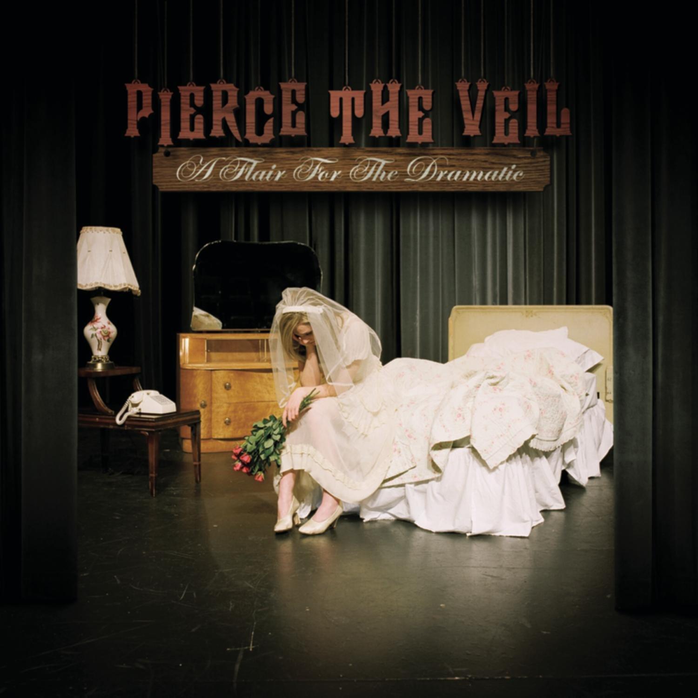 CD : Pierce the Veil - A Flair For The Dramatic (CD)