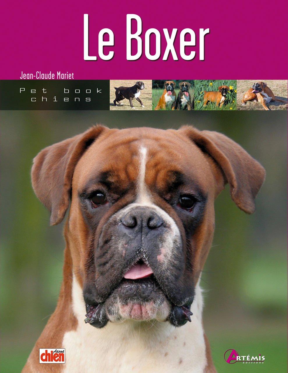 Le Boxer Broché – 1 juillet 2005 Jean-Claude Mariet Franck Haymann Editions Artémis 2844163637