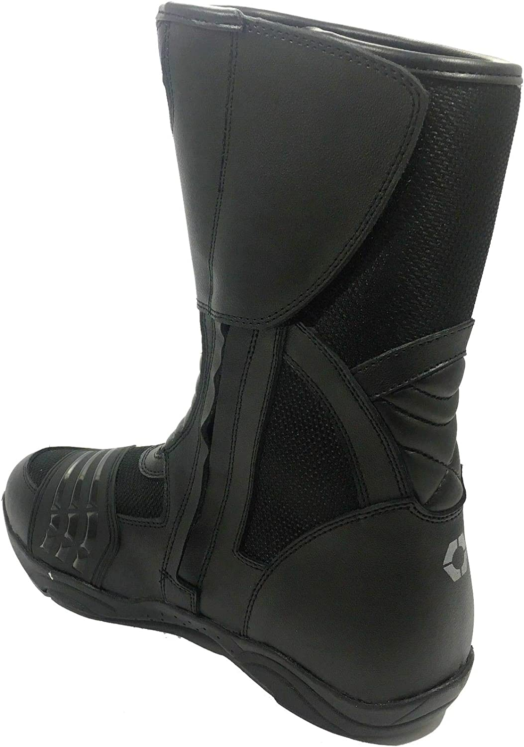 MOTORBIKE BOLT R47 ATTIKO TOURING BOOTS Motorcycle Scooter Men /& Women Waterproof Urban Sports Biker Rider CE Approved Armour Leather Boots