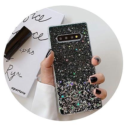 Amazon.com: Carcasa de silicona para Samsung Galaxy S10, S8 ...
