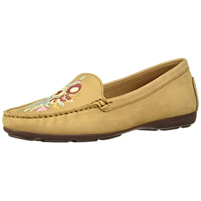 Driver Club USA Women's Leather Made in Brazil Nashville Loafer | Loafers & Slip-Ons