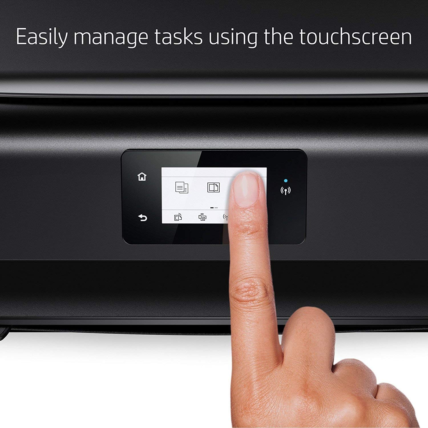 HP Envy 5055 Wireless All-in-One Photo Printer, HP Instant Ink & Amazon Dash Replenishment Ready (M2U85A) (Renewed) by HP (Image #8)