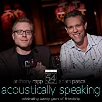 Acoustically Speaking (Live at Feinstein's / 54 Below)