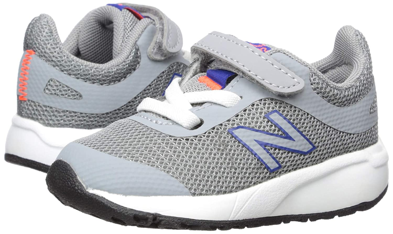 2325ce8358199 Amazon.com: New Balance Kids Baby Boy's 455v2 (Infant/Toddler): Shoes