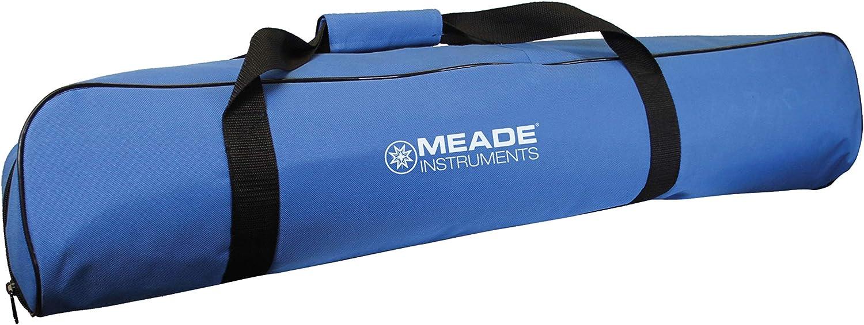 Meade Instruments Polaris Bolsa de Transporte, para 127–130mm telescopio–Azul (616003)