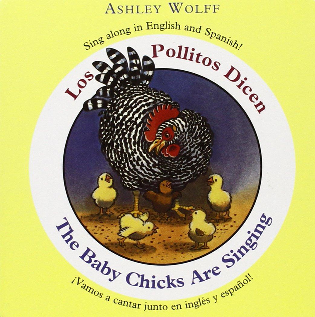Download The Baby Chicks Are Singing / Los Pollitos Dicen PDF