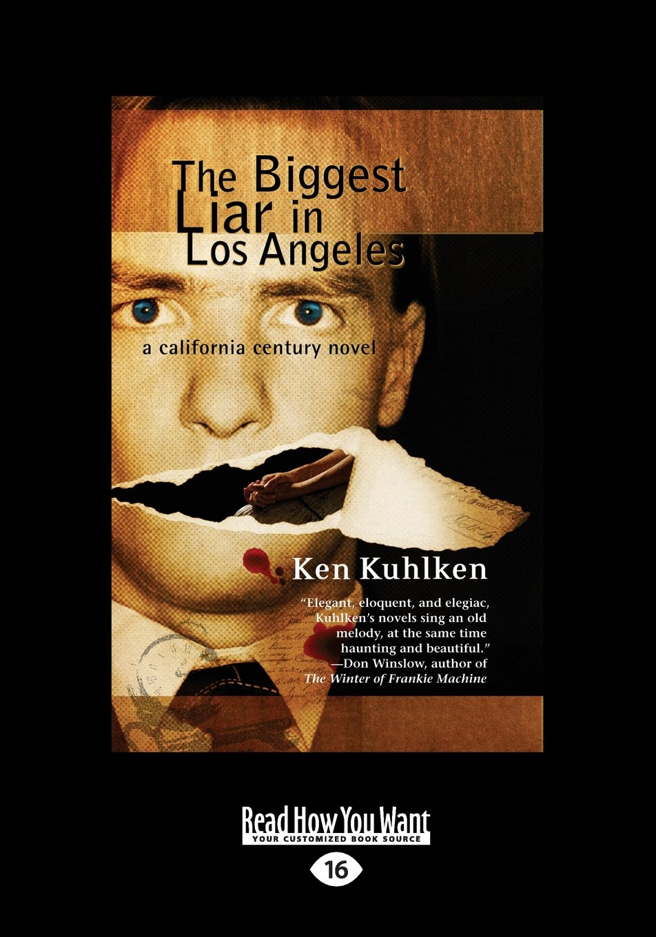 The Biggest Liar in Los Angeles Text fb2 book