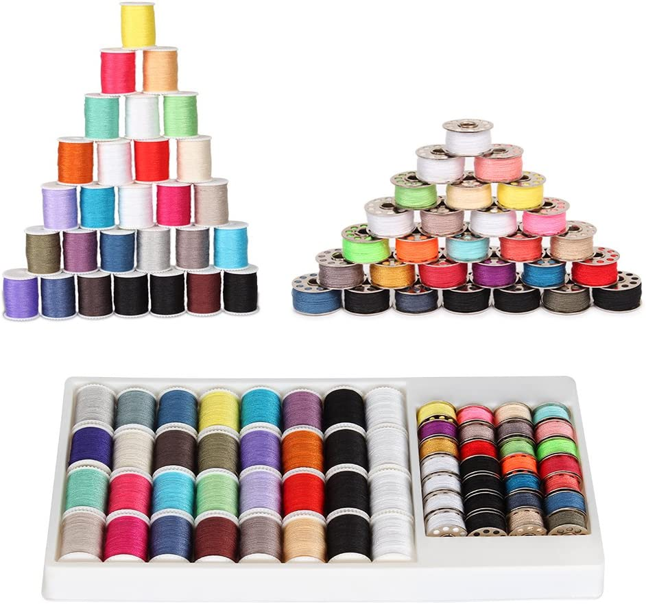 The best thread for quilting and sewing-NEX Sewing Thread Kit