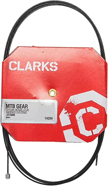 Clarks Cable Gear Wire Galv//Tef 1.2X2275 Univ