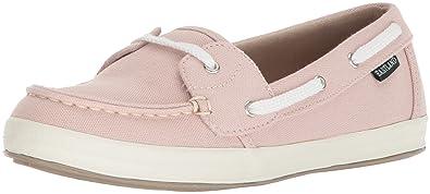 55ac2622de01 Eastland Women s Skip Boat Shoe Pink 6 ...