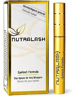 55a24e217f2 NutraLash 3ml Eyelash - growth serum Eyelash serum - Made in Germany