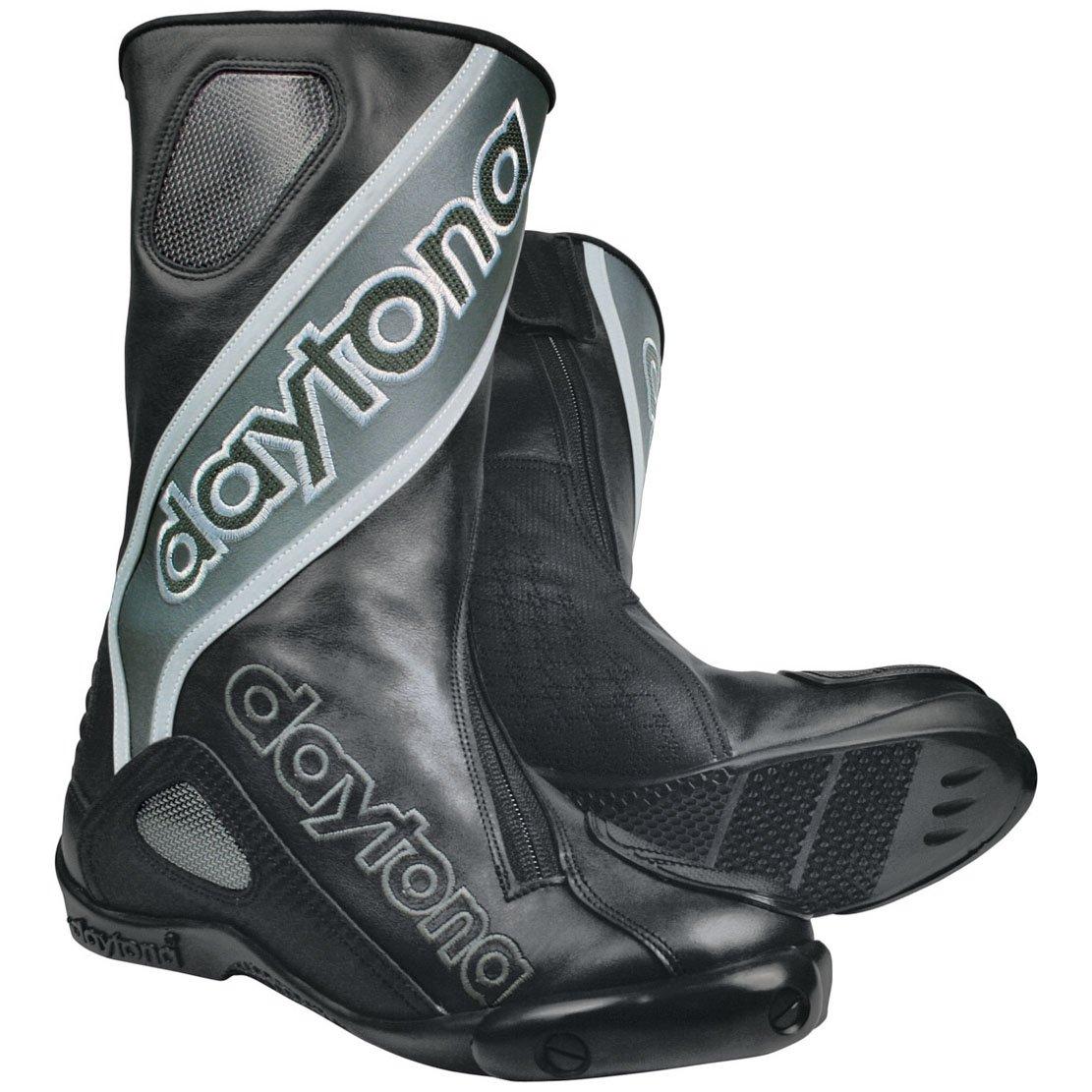 Daytona EVO SPORTS GTX Herren Racing Motorradstiefel Leder