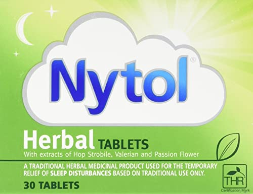 Nytol Herbal Tablets , 30 Tablets