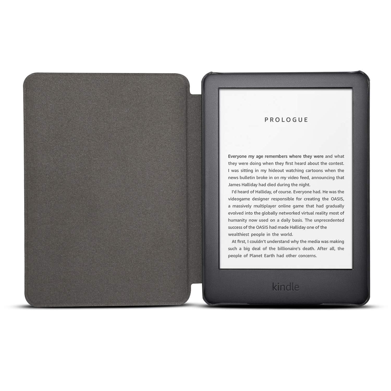 YOOYA Coque pour Nouveau Kindle ,Ultra-Mince /étui Housse Tablette de Protection en Cuir PU l/éger avec R/éveil//Veille Automatique pour Nouveau Kindle 2019 6 10/ème G/én/ération, Mod/èle 2019 Vigne Fleur
